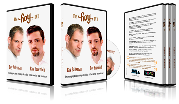 The Roy DVD